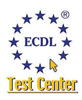logo Test Center ECDL