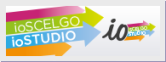 banner ioSCELGO-ioSTUDIO del Ministero dell'istruzione, dell'università e della ricerca