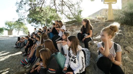 10-Stage lingua Spagnola Benidorm 2018-19