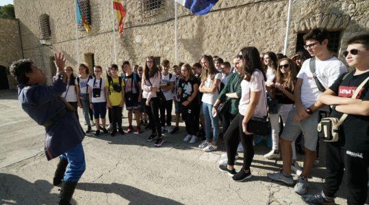 4-Stage lingua Spagnola Benidorm 2018-19