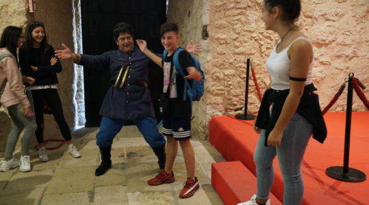 9-Stage lingua Spagnola Benidorm 2018-19