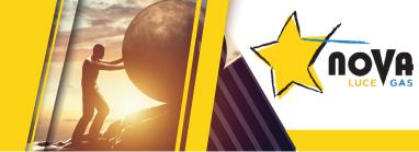 Logo Nova Luce e Gas
